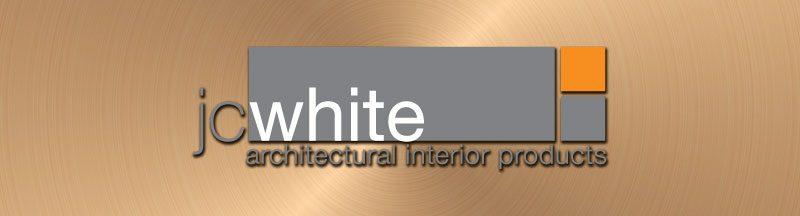 JC White logo