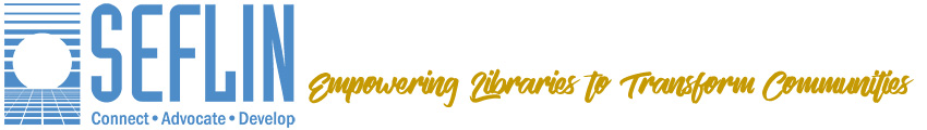 Librarians continuing education, social services in libraries | SEFLIN