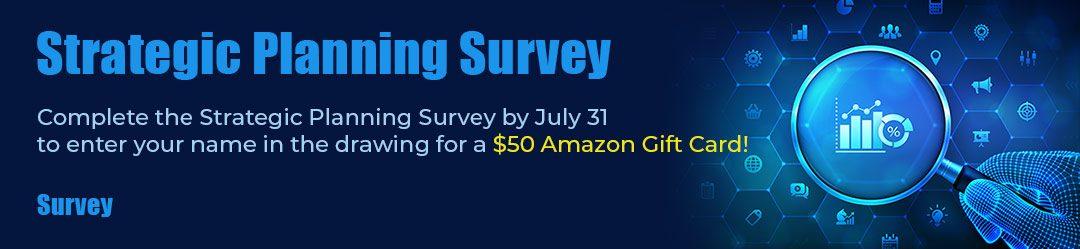 2021 seflin strategic planning survey